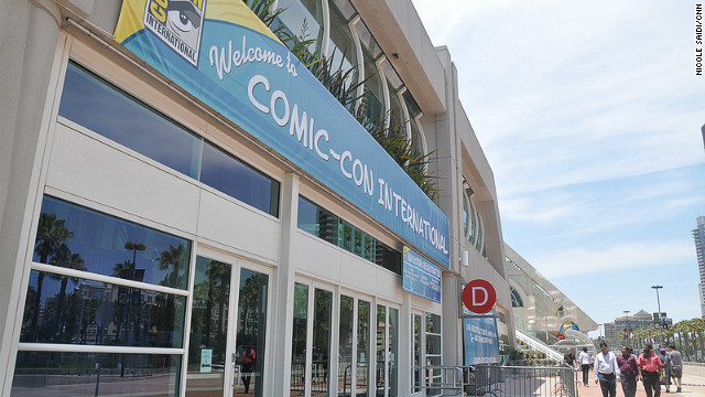 Comic-Con by the numbers
