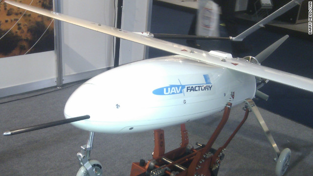 Are drones the civilian surveillance of the future? UAV constructors are hoping to create industry growth and open drones to civilian applications.