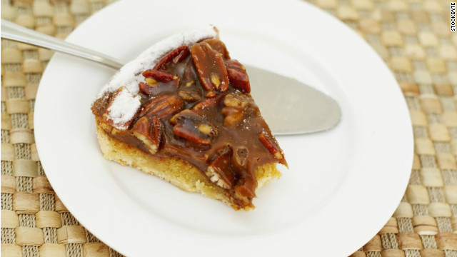 National pecan pie day