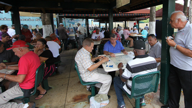 Embed America: Postcard from Little Havana, Miami