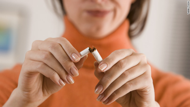 how to lose weight gained from quitting smoking