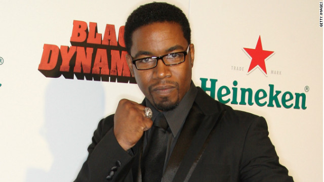 Michael Jai White, shown at the