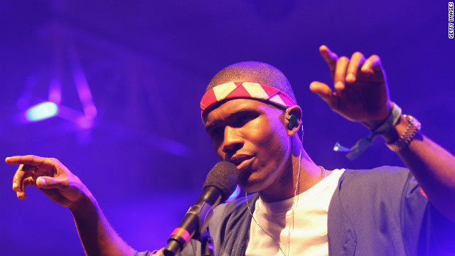 Why Target won't sell Frank Ocean's 'Channel Orange'