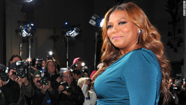 Queen Latifah 'serious' about adopting