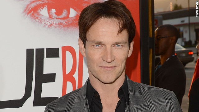 'True Blood's' Stephen Moyer on Bill, Eric's sexual tension