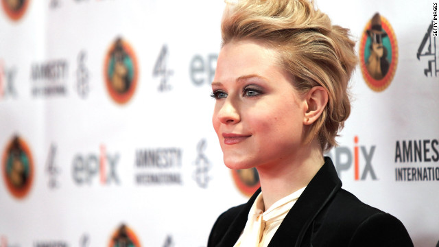 Evan Rachel Wood goes 'mama bear' over ultrasound photo