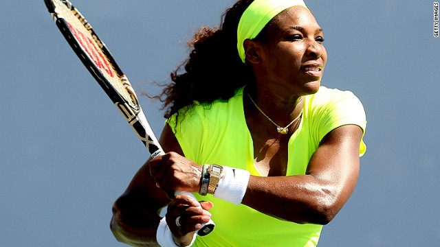 Wimbledon champion Serena Williams has now won 25 of her past 26 matches.