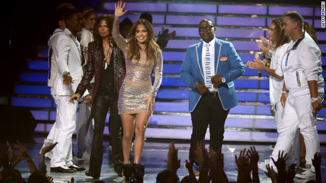 "Lopez joined Randy Jackson and Steven Tyler as judges for ""American Idol"" in 2012. She left after a season."