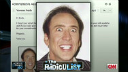 The RidicuList: Nicolas Cage resume mix-up