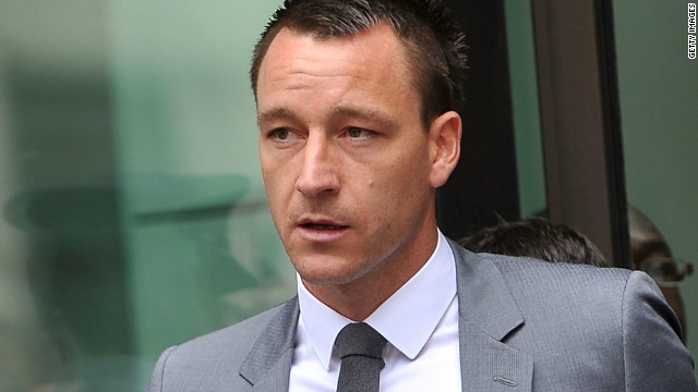 "In July, Terry was cleared in a London court, where the criminal burden of proof is ""beyond all reasonable doubt""."