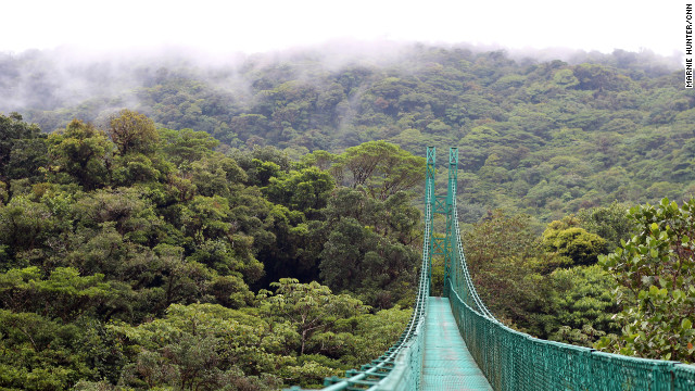 Costa Rica is extremely tourist friendly. Tours and activities are easily booked on the fly.