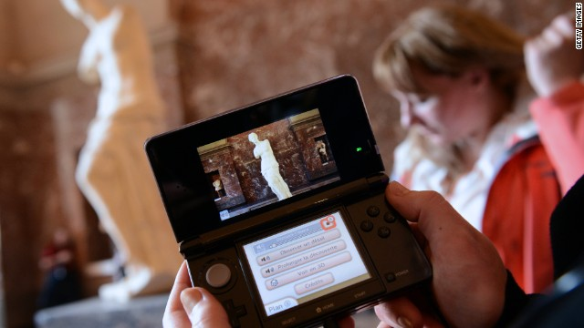 Although Nintendo will continue to offer 3-D in its handheld gaming devices, it won't be a major selling point.