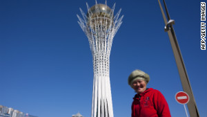 Astana: The world's weirdest capital city