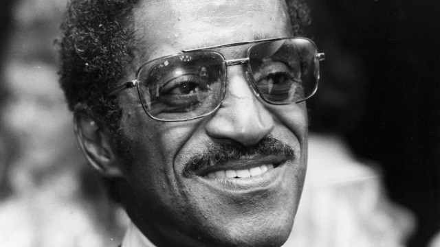 Rat-packer Sammy Davis. Jr. was a Democrat at the start of the Kennedy years but switched to supporting Republican Richard Nixon in the early 1970s. Nixon later invited him to stay overnight at the White House.
