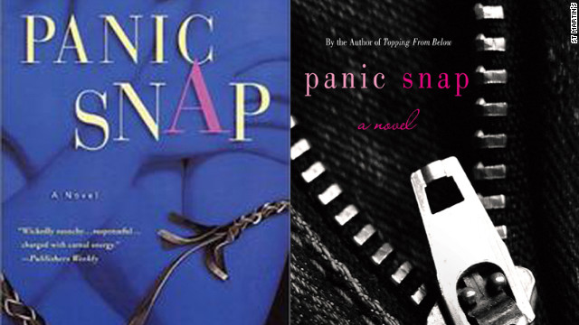 Laura Reese's novel &quot;Panic Snap&quot; got a sleeker look from its 1996 cover when Sts Martin's Press reissued it in June 2012.