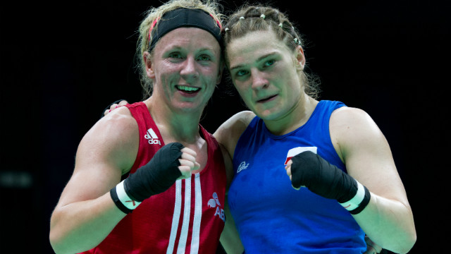 With the men's side of the sport receiving so much negative press, Britain's Lisa Jane Whiteside (left) and Poland's Sandra Kruk will be hoping to show the world what women can do at the Olympic Games this summer. Here are a few of the ones to watch...