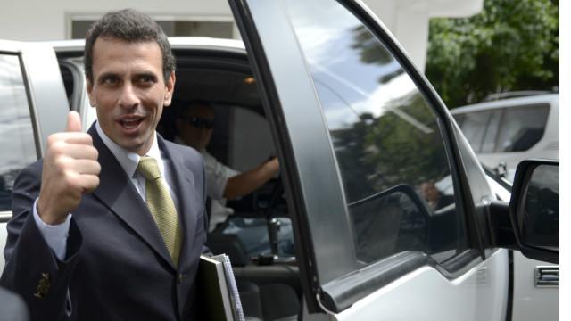 """Capriles, """"el político de la educación"""" que quiere presidir Venezuela"""