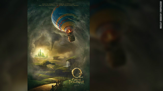 Trailer Park: &#039;Oz: The Great and Powerful&#039;