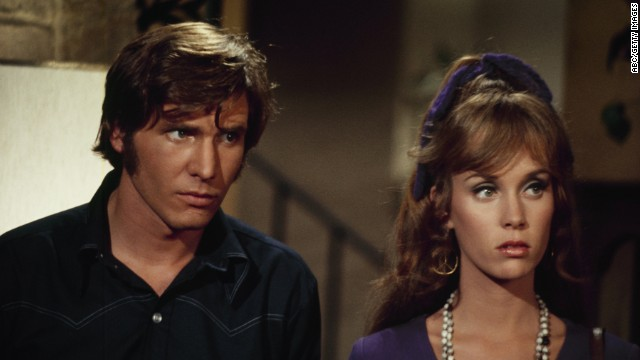 "Harrison Ford appeared with Jenny Sullivan in ""Love and the Former Marriage"" in 1969."