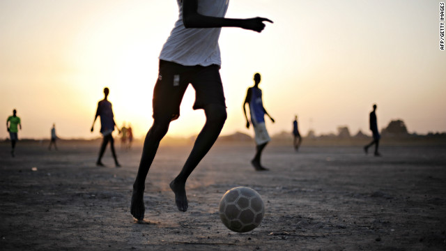 An academic study in 2009 estimated as many as 20,000 African boys are living on the streets of Europe after failing to secure contracts with European clubs following their trials.<br/><br/>