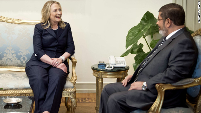 Was Clinton's Egypt visit a mistake?