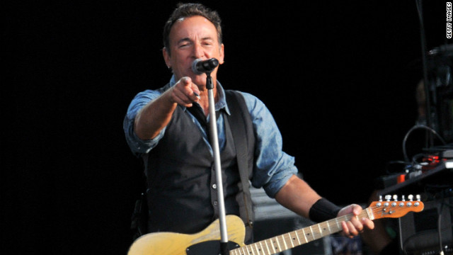 Springsteen, McCartney, Kanye to perform at Sandy benefit concert