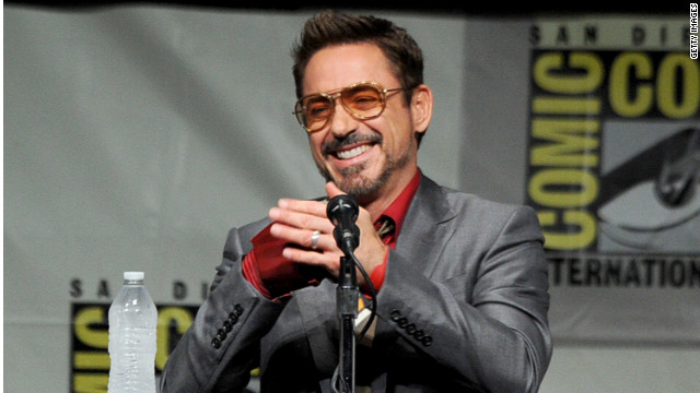 'Hobbit,' 'Iron Man,' 'Godzilla' wow fans at Comic-Con