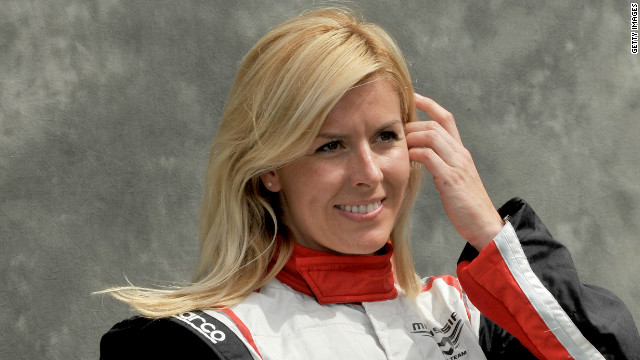 Spain's Maria de Villota joined the Marussia team as a test driver in March this year.