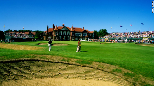 The host venue for the 2012 British Open, Royal Lytham & St. Annes is thought to be one of the oldest major's toughest courses. It lies half a mile from the Lancashire coast yet retains the feel of a classic links course, with tall rough grass and 206 bunkers guarding the rolling fairways and greens.