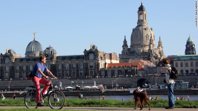 BikeSherpa's bike and beer tour in Germany involves visits to nearly 50 beer gardens. How's that for incentive to pedal?