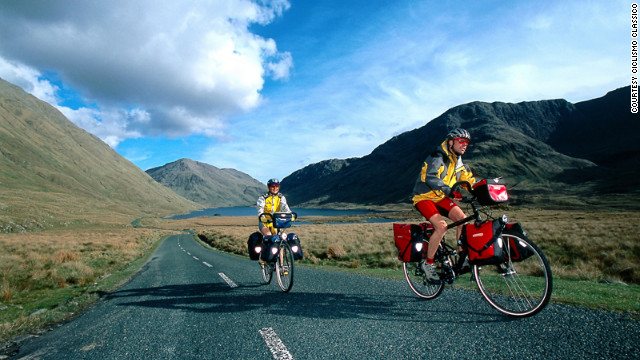 Ciclismo Classico's Ireland ride explores the rugged landscapes of the western side of the country, with stops in the pub for a pint or two.
