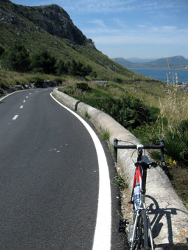 DuVine Adventures' Mallorca tour pairs seaside cycling with stays in luxury hotels. Not a bad way to exert yourself.
