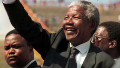 mandela waving smile