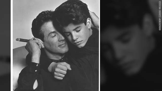Sylvester Stallone: Let my son rest in peace