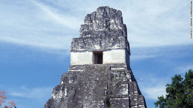 Mayans may offer drought management lessons