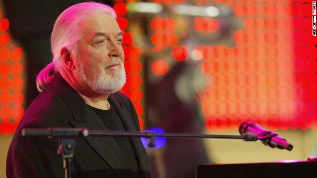 Keyboard player <a href='http://www.cnn.com/2012/07/16/showbiz/jon-lord-obit/index.html' target='_blank'>Jon Lord</a>, who fused classical and heavy metal to make Deep Purple one of the biggest rock bands in the world, died July 16 after a long battle with pancreatic cancer. He was 71.