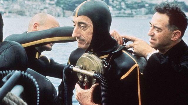 Cousteau is the grandson of legendary ocean explorer <a href='http://cnn.com/2012/07/16/tech/cousteau-jacques-explorer-inventor/index.html'>Jacques Cousteau</a> (pictured).