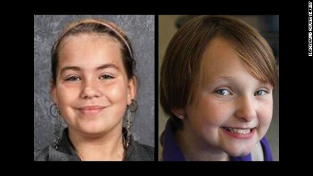 Case of missing Iowa girls an 'abduction,' police say