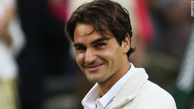 Federer: No. 1 of the No. 1s