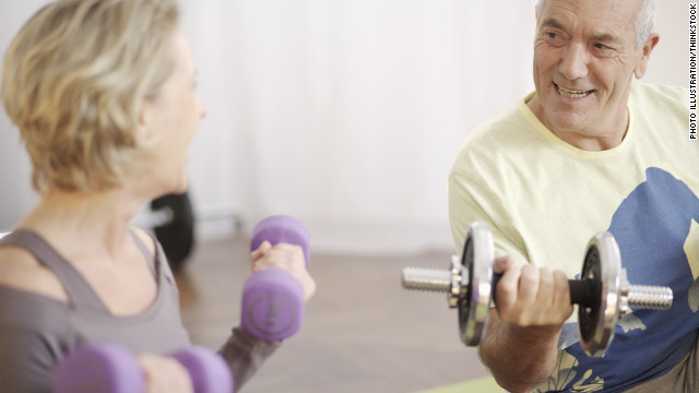 Strength training key in preventing Alzheimer's