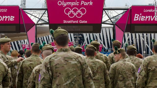 """Contratista reconoce error """"humillante"""" en la seguridad de los Juegos Olímpicos"""