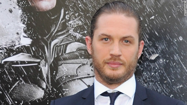 Tom Hardy talks following in Heath Ledger's 'Dark Knight' footsteps