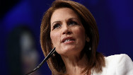 Bachmann sticks by Islamic infiltration claims
