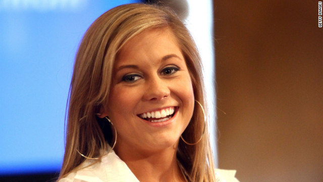 "Retired gymnast Shawn Johnson is the winner of a gold medal and a mirror ball trophy (""Dancing with the Stars""). After earning gold on the balance beam during the Beijing 2008 Summer Olympic Games, Johnson appeared on season 8 of the ABC reality show ""Dancing with the Stars,"" where she and partner Mark Ballas earned the top title. Johnson also made a 2010 cameo in ABC Family's ""The Secret Life of the American Teenager."""