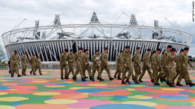 Olympics security fiasco boss faces grilling