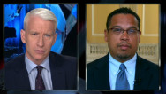 "Rep. Ellison on ""AC360"" no 'Muslim infiltration'"