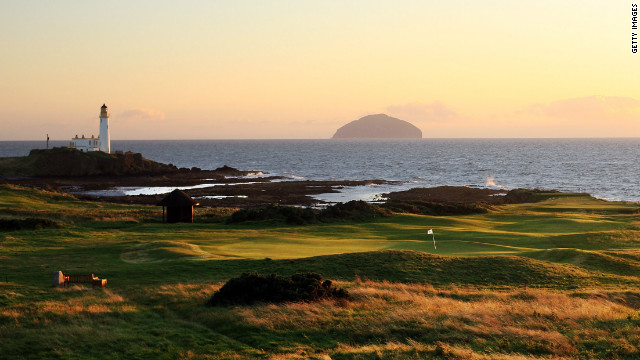 Built in 1901, Turnberry is a classic Scottish links, with rolling hills, sandy dunes and strong winds coming off the Ayrshire coast. Made up of three courses, Turnberry has hosted four British Opens on its Ailsa layout, most notably 1977's &quot;Duel in the Sun&quot; between Jack Nicklaus and Tom Watson.
