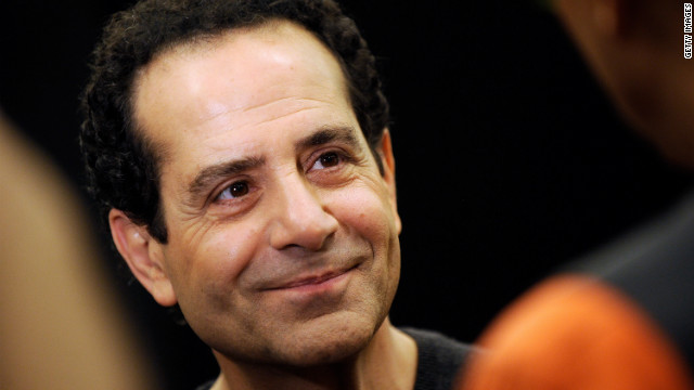 &quot;Monk&quot; actor Tony Shalhoub could sign on as Beetee, Wiress' companion from District 3.