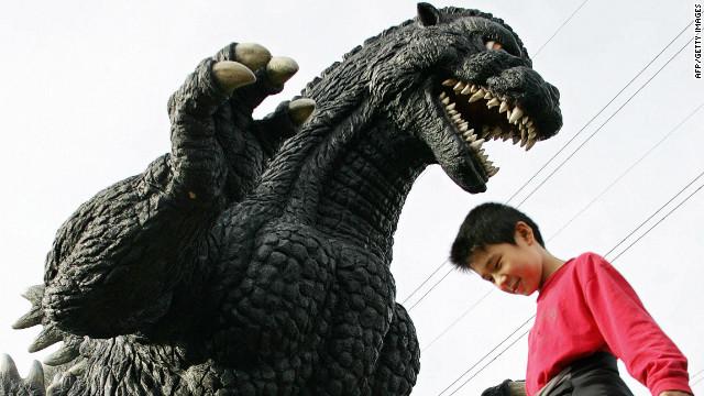 Godzilla cobrará vida en 3D en el 2014