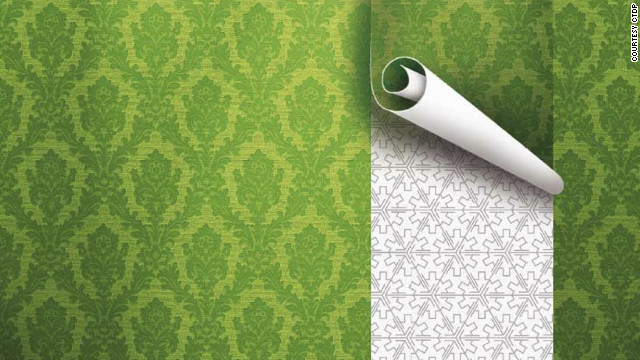 Signal-blocking wallpaper stops Wi-Fi stealing (and comes in a snowflake pattern!)